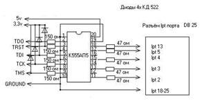 Схема бп китай openbox f300.
